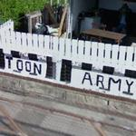 'Toon Army' (StreetView)