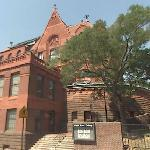 Fisher Fine Arts Library (StreetView)