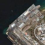 Port of Nacala (Google Maps)