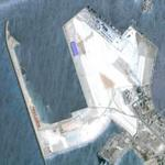 Port of Benghazi (Google Maps)