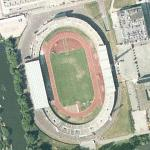 Olympic Stadium Amsterdam (1928) (Google Maps)