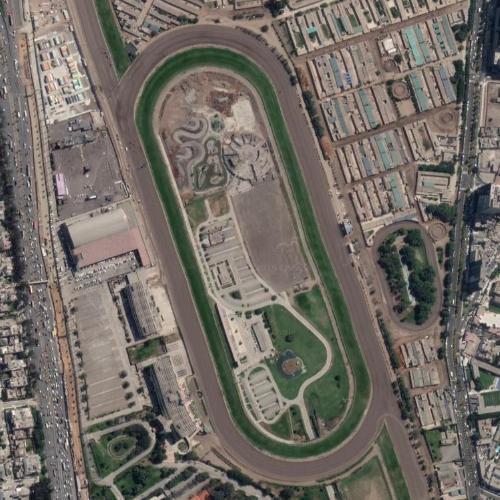 Hipódromo de Monterrico (Google Maps)