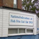 National Federation of Fish Friers (StreetView)