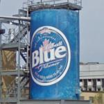 Labatt Blue Beer Can (StreetView)