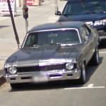 Chevrolet Nova (StreetView)