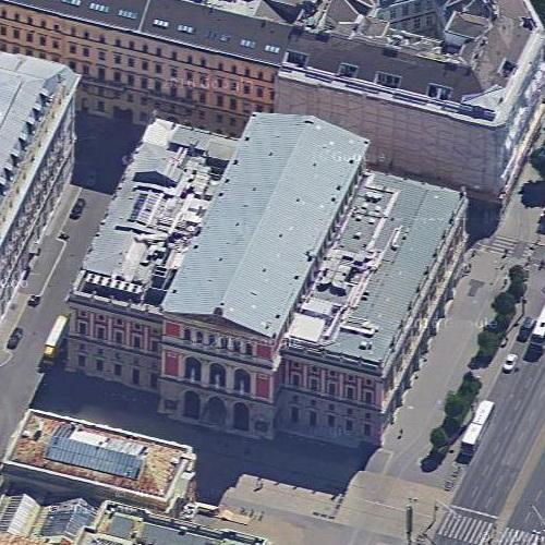 Musikverein (Viennese Music Association) (Google Maps)