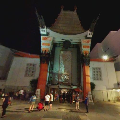 Grauman's Chinese Theatre (StreetView)