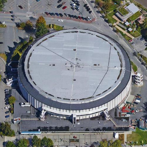 Pacific Coliseum (Google Maps)