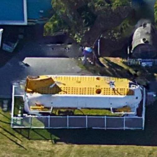 RV Ben Franklin & Vancouver Maritime Museum (Google Maps)