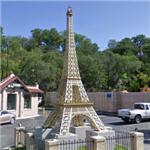 Eiffel Tower replica (StreetView)