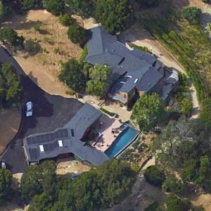 Bernard Hoffacker's House (former) (Google Maps)