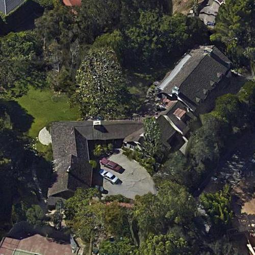 Clint Eastwood S House In Los Angeles Ca Google Maps 4