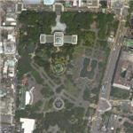 2-28 Peace Park and National Taiwan Museum (Google Maps)