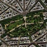 Parc de Monceau (Google Maps)
