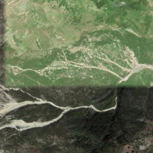 2010 Haiti earthquake epicenter (Google Maps)
