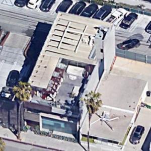 Robert Downey, Jr.'s House (Google Maps)