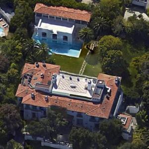 Michael Chow's House (Google Maps)