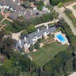 Eric Schmidt's house (Google Maps)