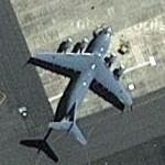 C-17 (Royal Australian Air Force) (Google Maps)