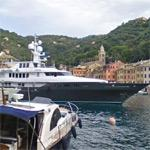 "David Evans ""The Edge""'s yacht 'Cyan' (StreetView)"
