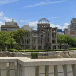 Hiroshima Atomic Bomb Dome - Ground Zero