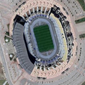 Stade Ibn Batouta (Google Maps)
