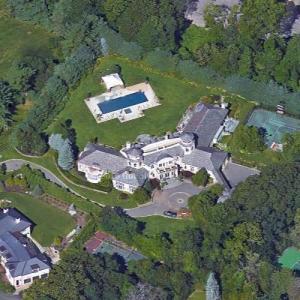 Larry Franklin's House (Google Maps)