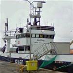FOGA Guard vessel Salling (StreetView)