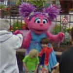 Abby Cadabby character (StreetView)