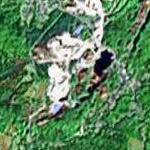 Rock of Ages Granite Quarry (Google Maps)