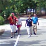 Google trike escorts (StreetView)