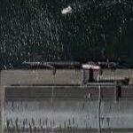 Russian Foxtrot class attack submarine (Google Maps)