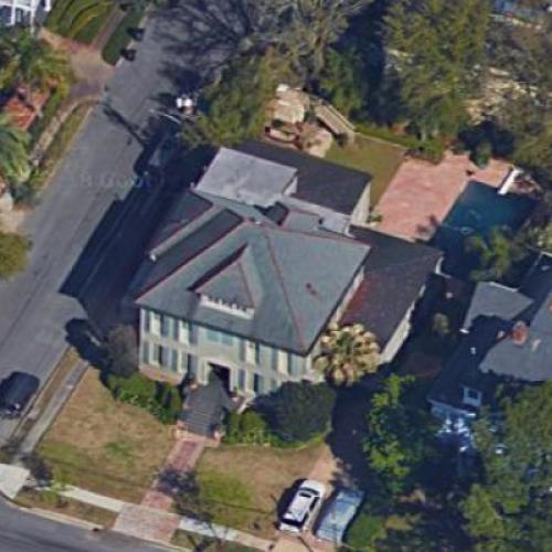 Cooper Manning S House In New Orleans La Google Maps