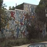 'CityKids Mural' by Keith Haring (StreetView)