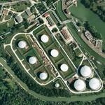 Százhalombatta Oil Refinery