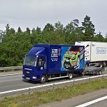WRC Ford (Iveco team truck)
