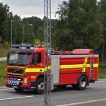 Volvo FM Fire engine (StreetView)