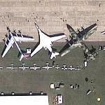 MAKS '2009: spectacular line-up (Tu-160M, An-22A, Tu-95MS )