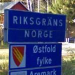 Norway border (StreetView)