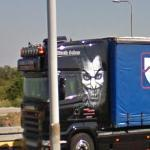 Black Joker Scania