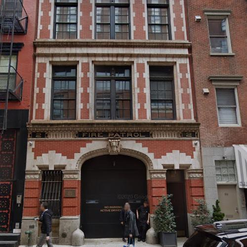 Anderson Cooper's firehouse (StreetView)
