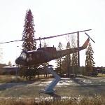 "Bell UH-1 ""Iroquois"" (StreetView)"