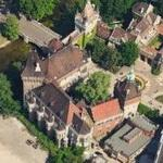 Vajdahunyad Castle (Replica) (Google Maps)