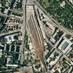 Déli pályaudvar (Southern Railway Station)