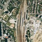 Kelenföldi pályaudvar (Railway Station) (Google Maps)