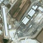 Karni Crossing on Gaza border (Google Maps)