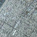 Al-Shati refugee camp (Google Maps)