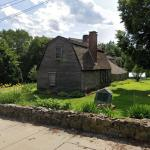 Fairbanks House - oldest timber-frame house in the US