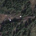 Vikersundbakken ski jumping hill (Google Maps)