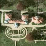 Lány Castle (Google Maps)